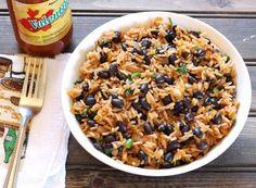 Black Beans Rice - Mexican  on MyRecipeMagic.com