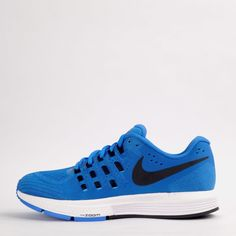 Nike Air Zoom Vomero 11 Mens Running Trainers Shoes Blue/Black #Nike…