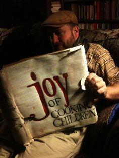cooking children ?!