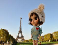 Brownie Yeyé in Paris <3