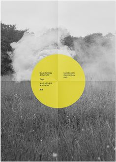 state of the state #graphic design #photography #graphics #yellow #circle #state #folded