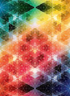 #Design #Trend #Dreiecke    Mal schauen ob es wirklich ein Trend ist... ;-)