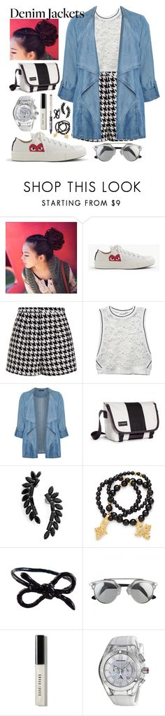 """080716A"" by terebol ❤ liked on Polyvore featuring Comme des Garçons, Emma Cook, RD Style, Evans, Cristabelle, Pembe Club, Areaware, Bobbi Brown Cosmetics, TechnoMarine and Urban Decay"