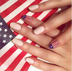 patrioticnails.quenalbertini: July 4th Nail Design | Sephora