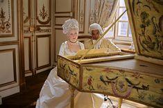 Marie Antoinette (2006). Costume design by Milena Canonero.