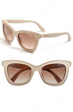 bba464a736e62 Jimmy Choo  Flash  52mm Sunglasses available at  Nordstrom I MUST own these!  Girl With SunglassesSunglasses WomenSunglasses SaleCheap Ray Ban ...