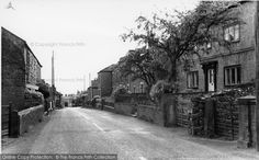 West Witton, The Village c.1960, from Francis Frith