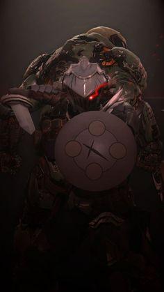 Doom and Goblin slayer Corpse Party, Anime Meme, Manga Anime, Dark Fantasy, Fantasy Art, Goblin Art, Doom Game, Slayer Meme, Monster Musume