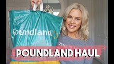 NEW IN POUNDLAND HAUL | APRIL 2019 British Youtubers, Whats New, News