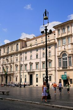 Palazzo Doria Pamphili, Brazilian Embassy, Piazza Navona