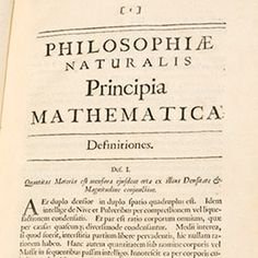 sir isaac newton philosophiae naturalis principia mathematica  sir isaac newton philosophiae naturalis principia mathematica mathematical principles of natural philosophy