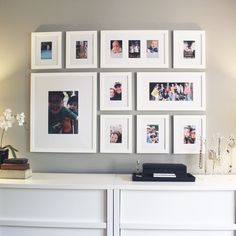WINNER: Congratulations goes out to Leigh for winning the giveaway! I hope you love the frames as much as I do. Win a Picturewall system! Incredibly easy way to create and layout a gallery wall in your bedroom, living room or even down a staircase. (Oct 5th -12th 2015 - Open to Canadian residents) #giveaway #win #DIY