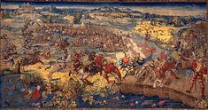 Бернарт ван Орлей (1491\1492 - 1541). Гобелены