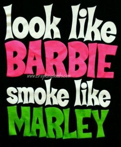 Looking good at weedPals. The latest at weedpals. #marijuana #highlife…Look like BARBIE smoke like Marley