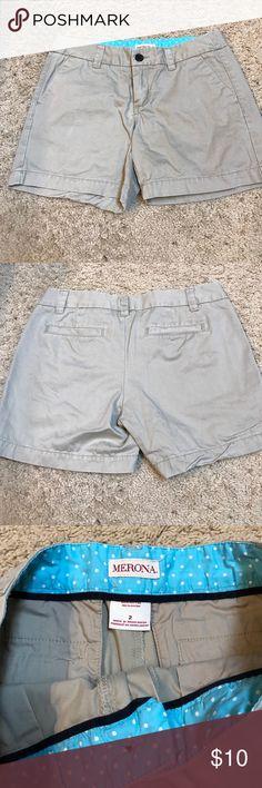 Shorts Merona shorts! Great condition! Merona Shorts