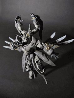 GUNDAM GUY: MG 1/100 God Gundam Manikmaya - Custom Build