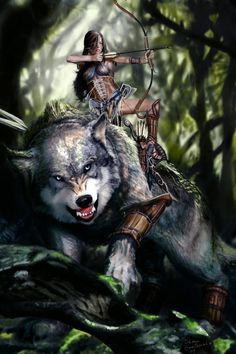 The Gaelic Goddess of the Hunt, Abnoba The Celtic Wolf Goddess> Artemis Wolf Goddess, Celtic Goddess, Celtic Mythology, Artemis Goddess, Fantasy Warrior, Fantasy Wolf, Woman Warrior, Anime Wolf, Character Inspiration