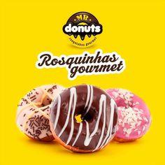 Não é um sonho... Mas podia ser! Agora você também vai poder se deliciar com os melhores Donuts estilo americano em #natal. Estamos trabalhando todos os dias para tornar sua vida mais doce. #mrdonuts #donuts #love #pontanegra #sweet #food #yummy