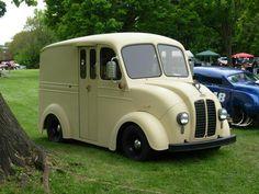 Divco, the Milk Truck, Bob Patterson's 48 Divco Milk Truck