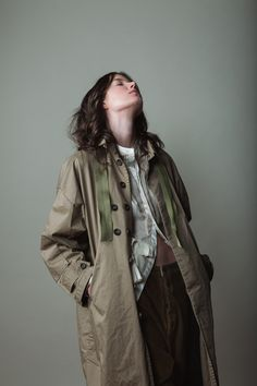 Shades Of Grey, Fashion Boutique, Art History, Raincoat, Silhouette, Pullover, Stylish, Jackets, Collection