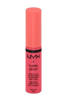 "The Best Drugstore Products For Fall, From Hollywood's Top Makeup Artists  #refinery29  http://www.refinery29.com/hollywood-makeup-artist-fall-drugstore-picks#slide-18  ""For fall, I love NYX Butter Gloss. This is by far the gem of all drugstore gems. Pick your favorite color and watch as it turns your lips into a fuller and more luscious version of themselves.""..."