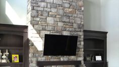 Interior Projects from Kodiak Mountain Stone Interior Design Inspiration, Mountain, Stone, Projects, Bathroom, Videos, Kitchen, Home Decor, Log Projects