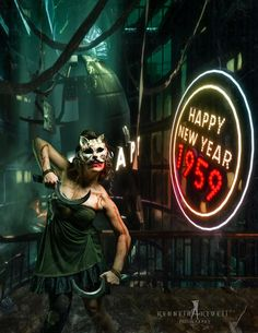 #Bioshock #Splicer #Cosplay Model : Moonkitty Photography by: Kenneth A Kivett Photography