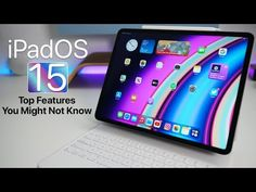 iPadOS 15 - Top 5 Features You Might Not Know - YouTube Ipad Pro, It Works, Apple, Youtube, Top, Apple Fruit, Nailed It, Youtubers, Crop Shirt