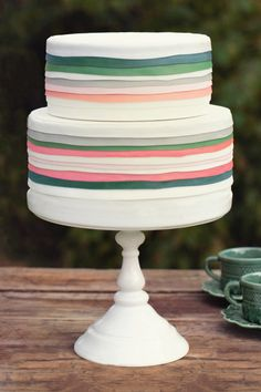 I love this cake for so many reasons! :)