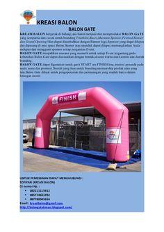 balon-gate-17157922 by KREASI BALON via Slideshare