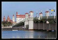 Historic St Augustine, Florida