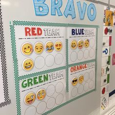 Loving the new bravo system! Thanks to @loveandlearninginfifth and #teacherspayteachers  #iteachfourth #teachersofinstagram