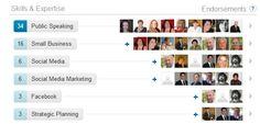 Great blog post about LinkedIn Endorsements. More LinkedIn info at http://getonthemap.us/linkedin/blog #linkedin #573tips