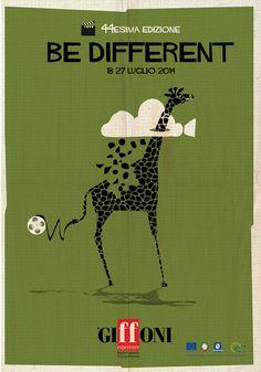 BE DIFFERENT GiFFoni Film Festival 2014 _ Federico Babina