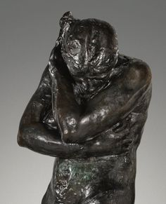 rodin, auguste ève, grand modèle ||| figures ||| sotheby's l16006lot93vhcen Auguste Rodin, Bronze Sculpture, Lion Sculpture, Carpeaux, Camille Claudel, Francisco Goya, Body Figure, Paul Gauguin, Henri Matisse