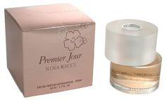 Premier Jour By Nina Ricci For Women. Eau De Parfum Spray 1.7 Ounces by Nina Ricci. $33.22. Introduced in 2001. Fragrance notes: musk, vanilla and, mandarin, a tasty and alluring combination. Recommended use: daytime.When applying any fragrance please consider that there are several factors which can affect the natural smell of your skin and, in turn, the way a scent smells on you.  For instance, your mood, stress level, age, body chemistry, diet, and current medicati...