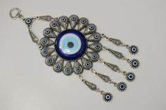 Evil eye wall decor lucky evil eye wall hanging by EvilEyeHome