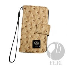 - Bi-cast Leather cover to protect your IPhone 4 from Scratches,   Bumps, Strike and Dirt  - Easy Access to all Buttons, Controls and Ports without   Removing the Case  - Slots for Credit Cards  - Magnetic Closure
