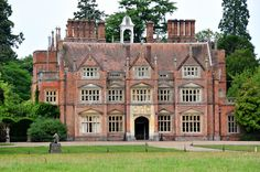Heydon Hall, Norfolk | Standing in its own extensive parkland, this beautiful…