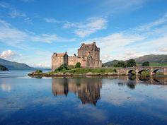 Eilean Donan Castle Highlands