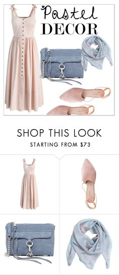 """Untitled #634"" by chanlee-luv ❤ liked on Polyvore featuring Chicwish, Summit, Rebecca Minkoff and Alexander McQueen"