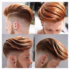 Hair Style for Men.