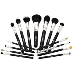 Mojo Beauty Premier 15-Piece Professional Make-up Brush Kit -- Want to know more, click on the image. (This is an affiliate link and I receive a commission for the sales)