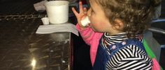 Hint Mama shares a trick for serving (free) frozen yogurt to your toddlers and little kids.