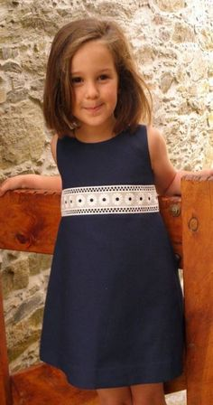 Pinned onto افكار فساتين بنات - Girl's FashionBoard in Kid's Fashion Category Little Girl Outfits, Little Girl Fashion, Little Girl Dresses, Kids Fashion, Fashion Outfits, Baby Girl Dresses, Baby Dress, Trendy Dresses, Cute Dresses