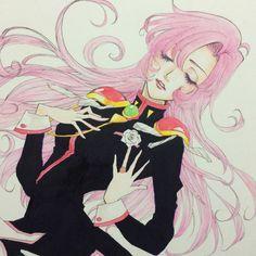 Revolutionary Girl Utena Animated Icons, Animated Cartoons, Manga Illustration, Character Illustration, Anime Art Girl, Manga Art, Animal Drawings, Art Drawings, Revolutionary Girl Utena