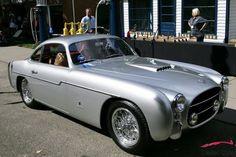 1954 Fiat 8V Ghia
