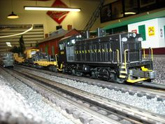 Model Train Displays - Holiday Lights on the Lake starts November 22nd.