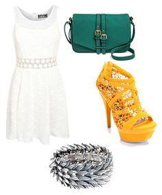 """Untitled #30"" by sydney-totten ❤ liked on Polyvore featuring Pilot, Merona and Majique"