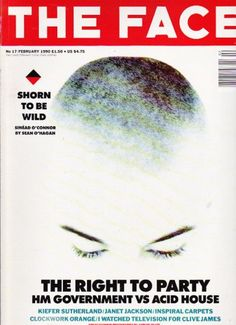 the face mag-90s